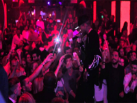 "Kid Ink – Performs ""Body Language"" For First Time In Paris"