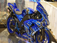 2016 Timonium Motorcycle Show
