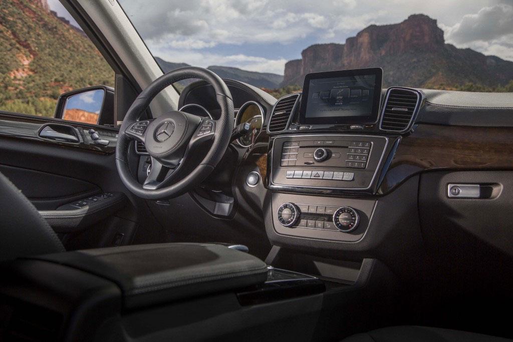 2017 Mercedes-Benz GLS Purely Majestic